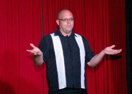 UT host Mike Pierce