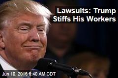 TrumpLawsuits