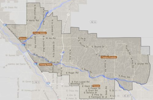 Tucson Legislative District 9