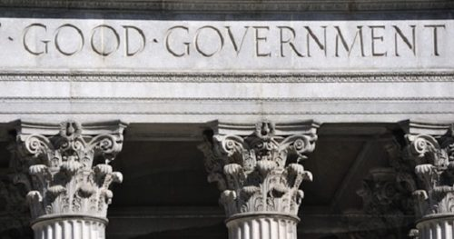 Good government
