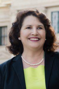 State Representative Mitzi Epstein