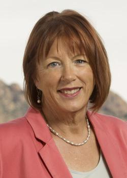 Jo Holt, Pima County Democratic Party Chair