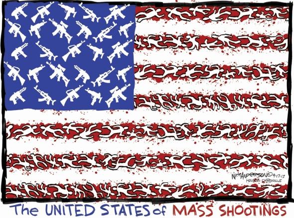 Mass murder American style
