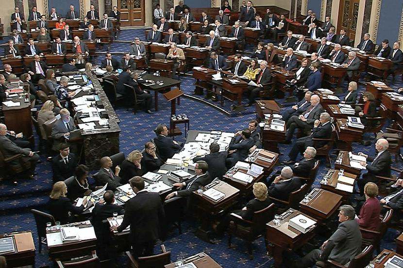 Some early observations about the Senate impeachment trial ...