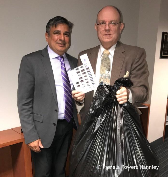 Pharmacy Director Kam Ghandi