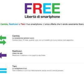3 Italia Free