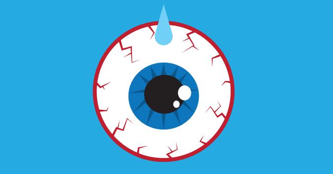 안구 건조증 – 효과적으로 개선하는 12가지 방법