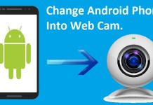 android mobile camera