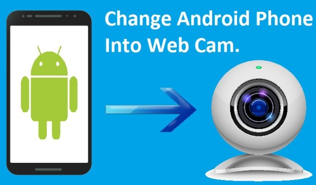 android mobile camera pc web cam
