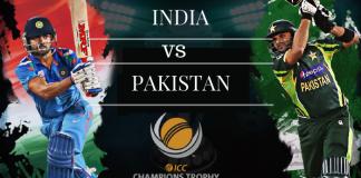 ICC Champion Trophy 2017 Live Matches