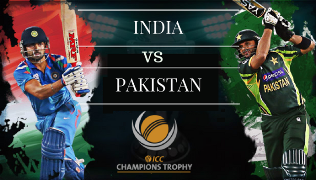 ICC Champions Trophy 2017 Matches Live