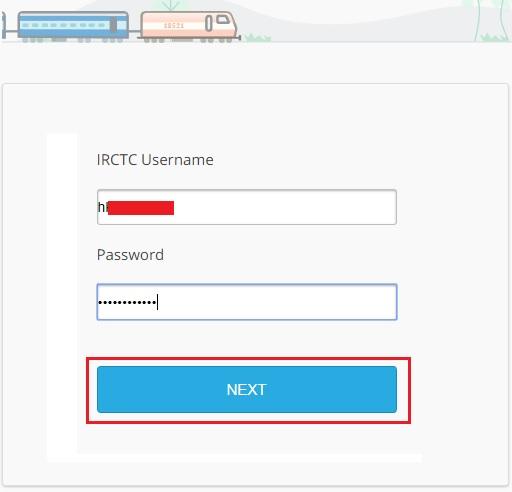 IRCTC Detail