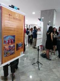 Exposição de Projetos na Conferência Mapa Educação