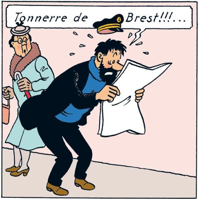 Tonnerre de Brest!