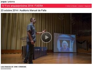 Fundacion-Arquia-Blog-Paseos-Jane-Cordoba-Foro-Fuera-Colaborativa.eu