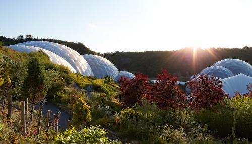 fundacion-arquia-blog-aquitectura-biomes-sunrise-eden-project-2015-©Hufton+Crow-miren-leon