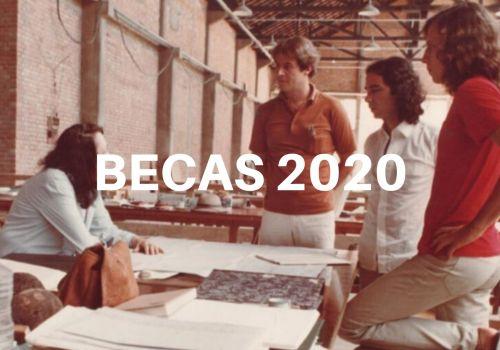 2020.BECAS BLOG