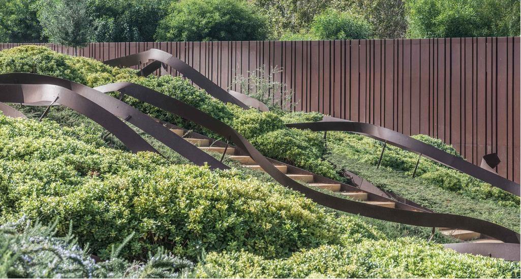 Imagen de portada: Parque de la Arboleda. RCR Arquitectes