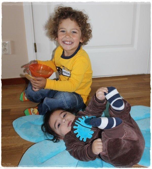 Isak och Elias 01