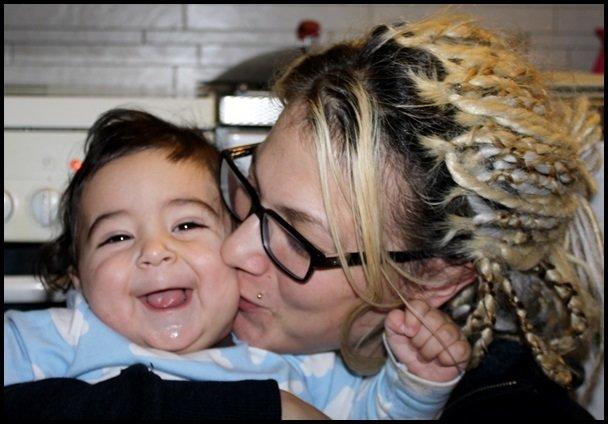 Elias 7,5 månader 2