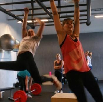 Jenna Malena: Nya träningskläder från stadium