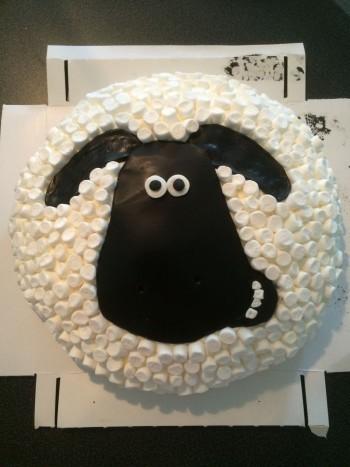 fåret shauntårta