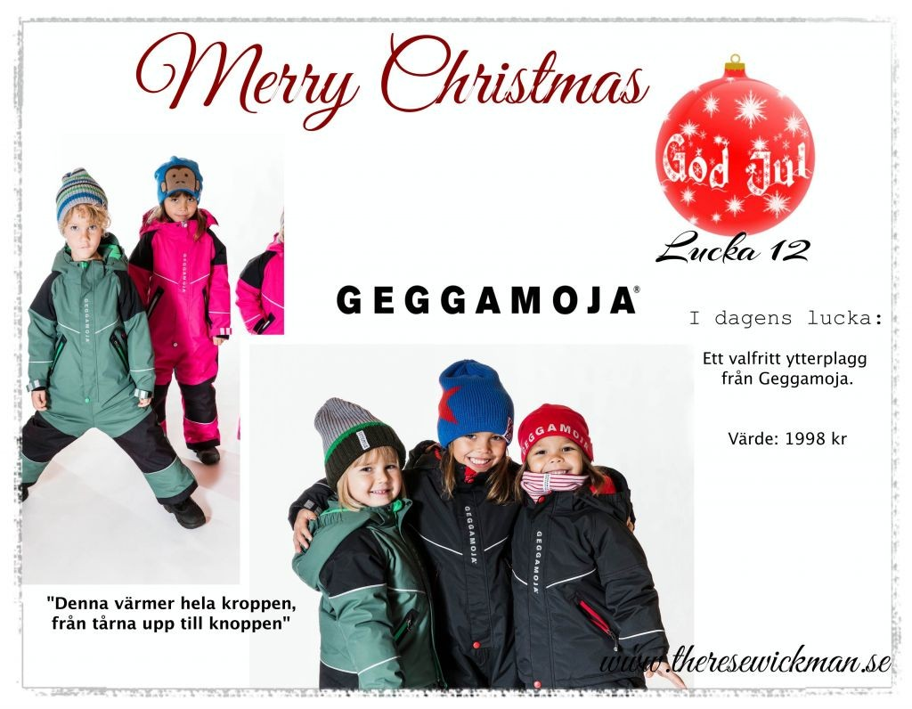 Julkalendern lucka 12