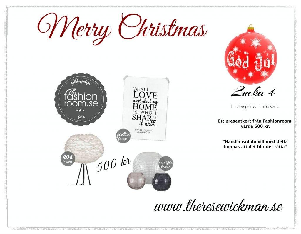 Julkalendern lucka 4