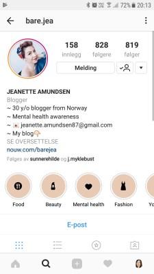 Hva bør du velge, privatprofil eller bedriftsprofil på Instagram? Klikk deg inn og les hvorfor jeg mener du bør bytte til bedriftsprofil, og alle fordelene det gir.