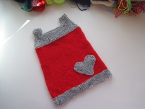 eBook Strickanleitung Babykleid mehr unter bloggen4you.de