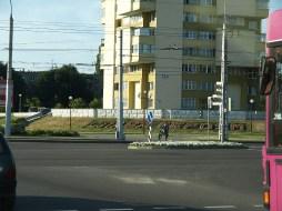 Белорусские дороги. Брест