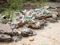 карпаты мусор