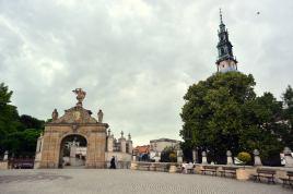 Ясногорский монастырь, Ченстохова