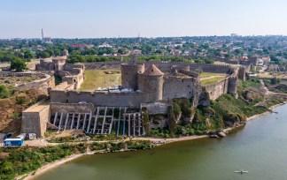 Аккерманская крепость Акерманська фортеця
