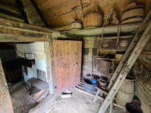 лазня баня Колочава Старе село закарпаття