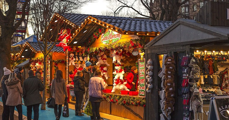 7 of the best UK Christmas markets