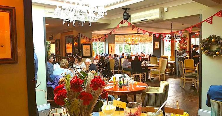 A special place for Sunday lunch – The Manor, Christchurch