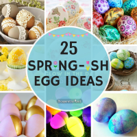 SPRING-ish: Egg Ideas Part 2