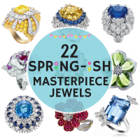 SPRING-ish: Masterpiece Jewels