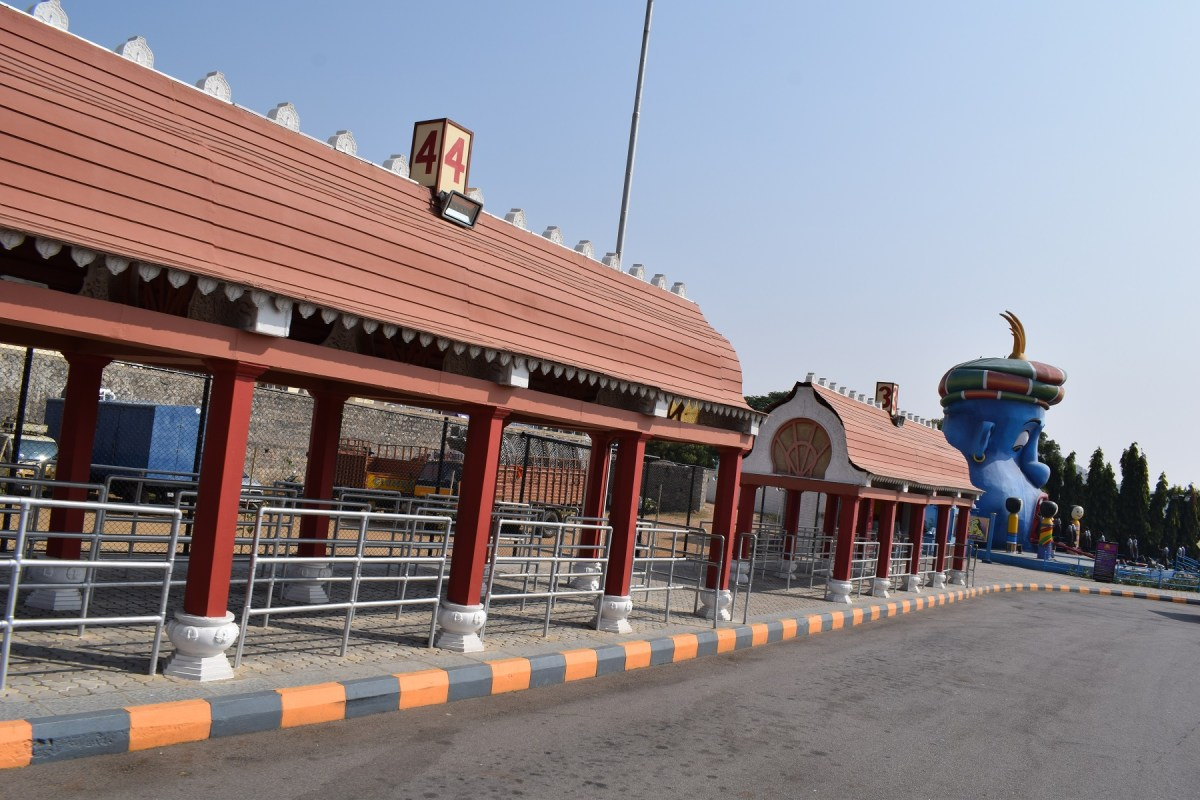 Architectural images of ramoji fil city 4 Ramoji film City Guide,6 Sets photos of Beautiful places.