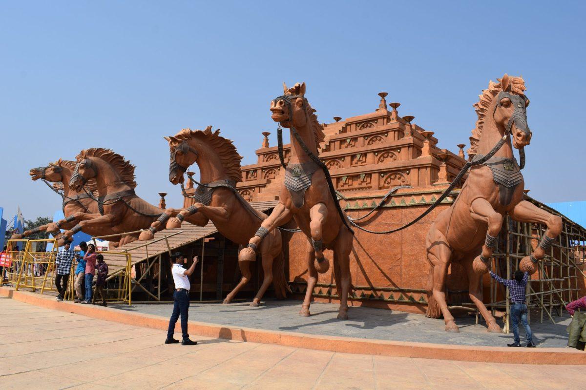 Mahishmati set