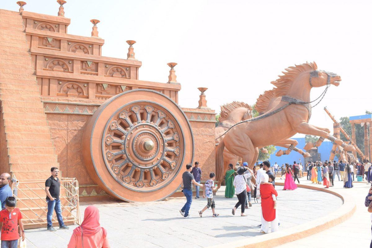 Mahishmati Set-Ramoji