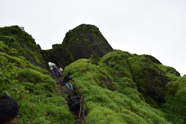 Rajgad trekking difficulties and tips