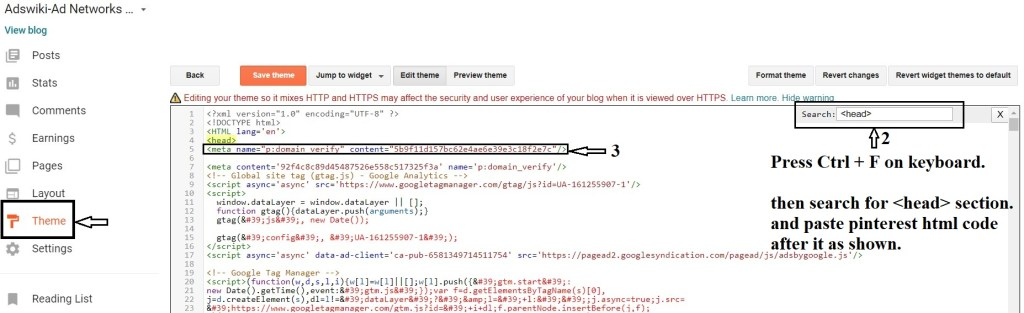 Why HTML required for Blogger?