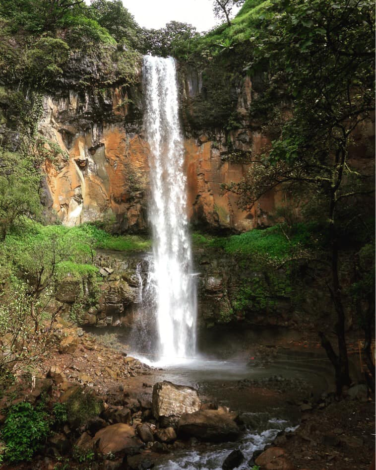 Rautwadi Waterfall, Radhanagari, Kolhapur photos