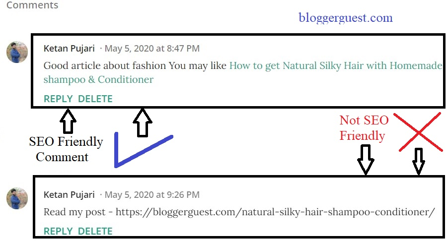 How to do blog commenting for Do-follow link and Traffic generation?