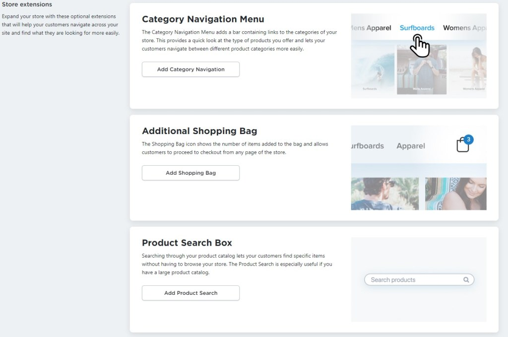 add shopping cart in blogger.