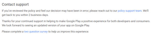 image 1 How to fix google play policy Violation issue - Webview ?