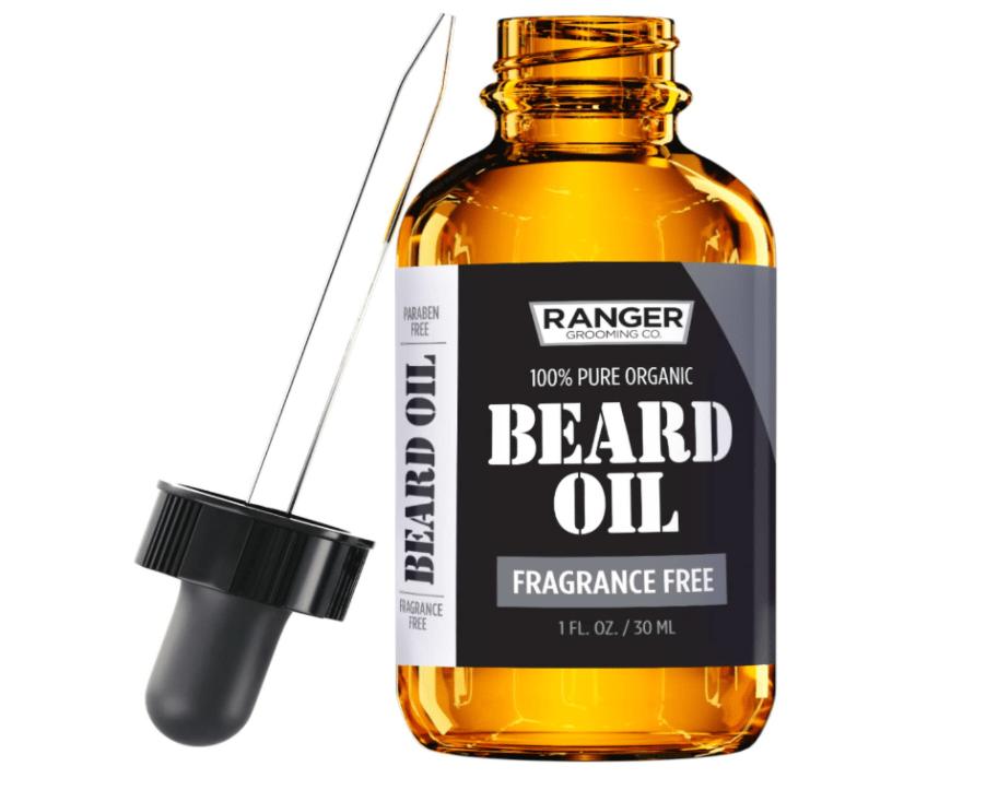 Ranger beard oil fragrance free best beard oils