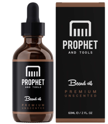 Best beard oils - Premium Unscented(fragrance free)